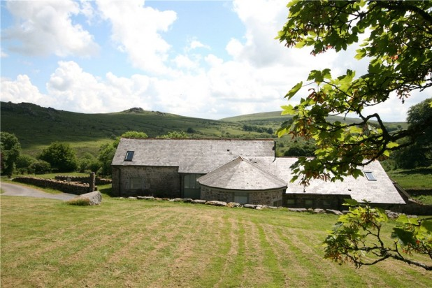 charming holiday home barn conversion for sale on dartmoor
