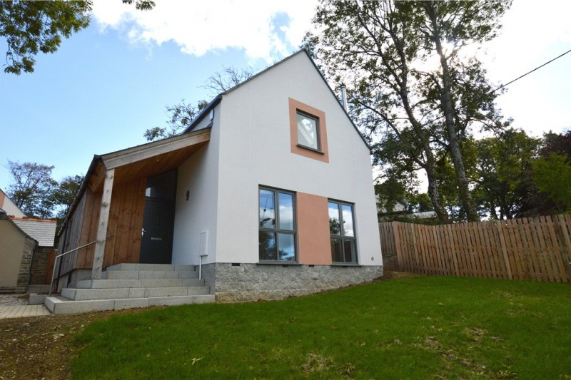 Large Luxury New Build Home For Sale In Camelford Cornwall