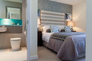 Tre Lowen master bedroom