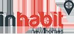 Inhabit New Homes Logo