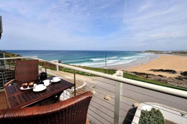 Sea View Apartment Sold in Newquay